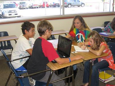 Friendswood Education Foundation Grant Awarded Laptops
