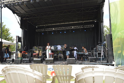 2015 Richmond Jazz Festival - Nicole Stevens