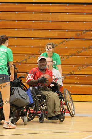 Wheel Chair Basketball