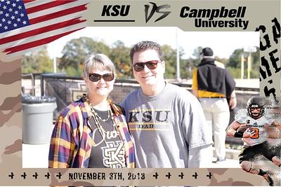 KSU vs Campbell-11/3/2018