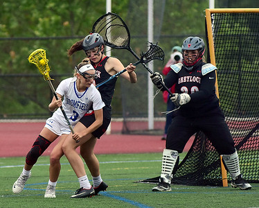 Greylock girls lacrosse vs Bromfield - 061319