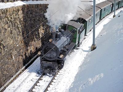 Rhätische Bahn - Viafier Retica - Ferrovia Retica