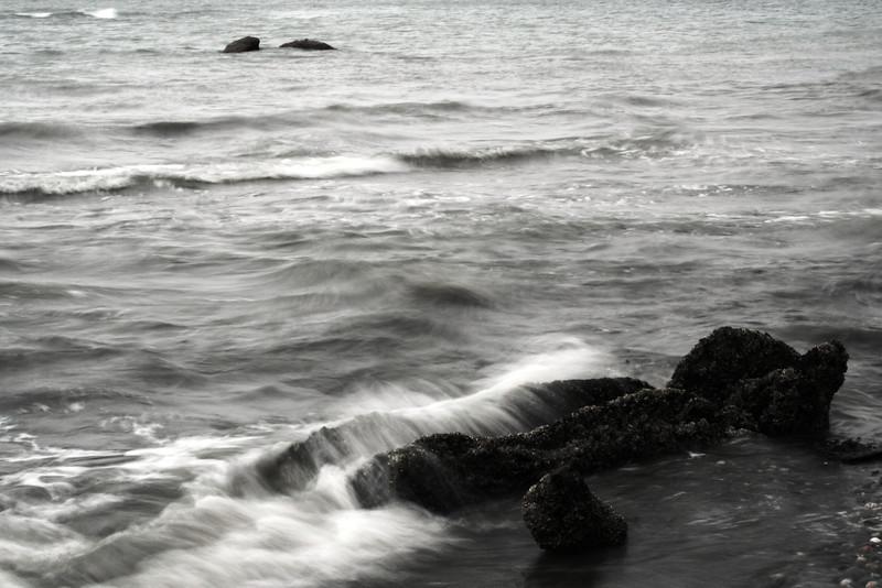 070721-055BW (Abstract; Rocks, Tide).jpg