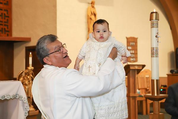 Crisarmando's Baptism