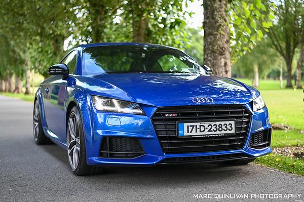 Audi TTS - Roddy Repairs Ceramic Coating 2021