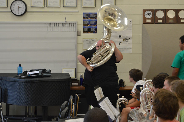 2012-08-08 Band Camp Day 3