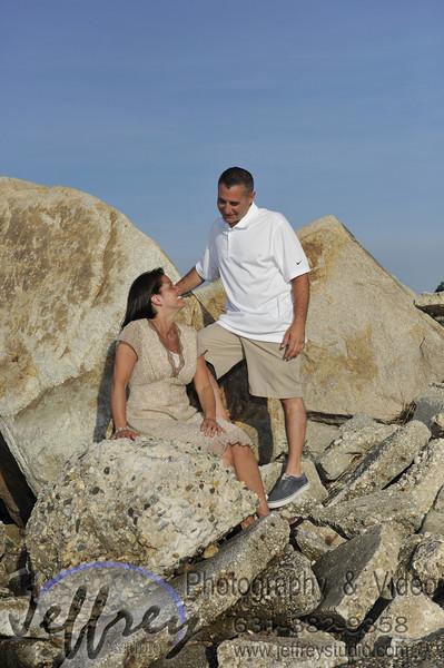 Allison & Barry - Kings Park Bluff - June 18, 2014