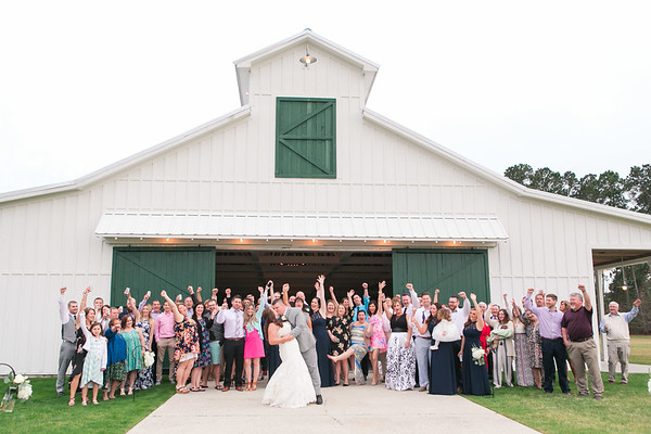 Corey + Kayla | Wildberry Farm Wedding