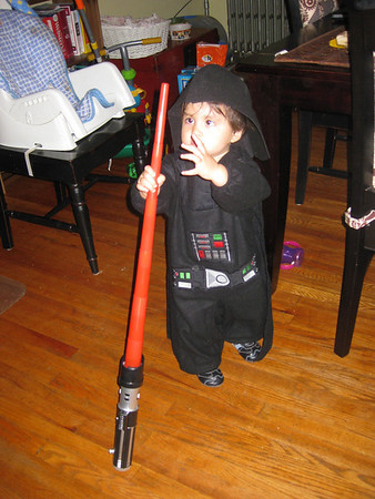 Fear is the path to the dark side (October 2009)