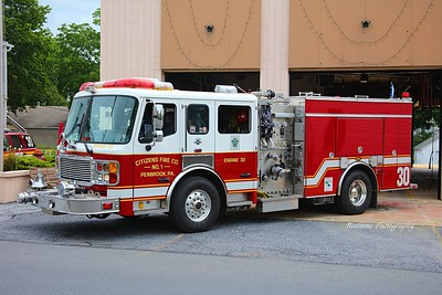 Apparatus Shoot - Citizen's Fire Co. of Penbrook - 06/28/2020
