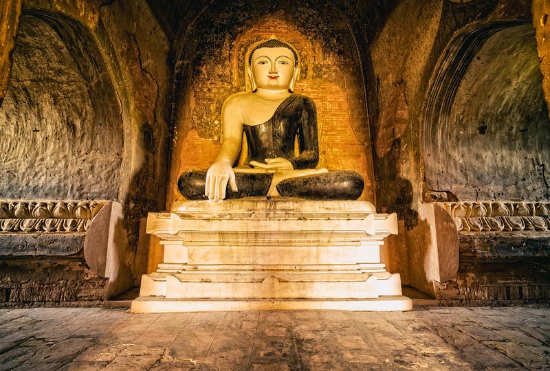 North Guni Lower Buddha