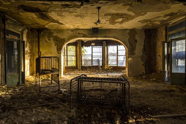 Ocean Gaze Tuberculosis Sanatorium