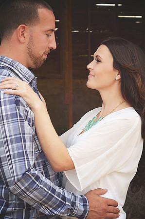 Kyle & Megan Engagement