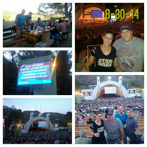 2014 0830 Hollywood Bowl John Williams