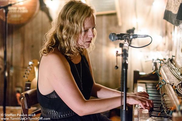 2018.05.03 - Sarah Burton Band + Matt Paxton