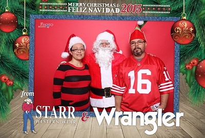 Starr Western Wear & Wrangler | Dec. 5th 2015