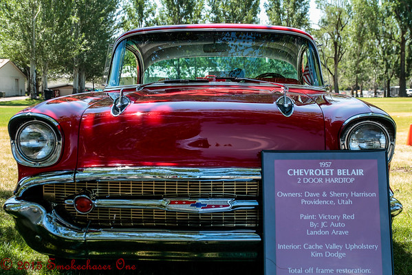 Cache Valley Cruise_In_07_02_15
