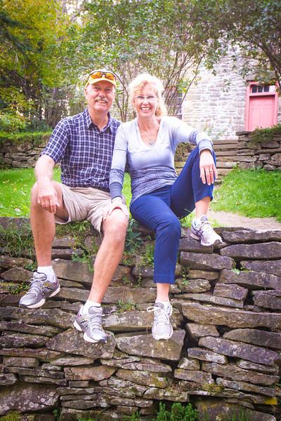 Kathy & Martin