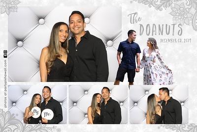 Kristyn & Calvin's Wedding (Mini LED Photo Booth)