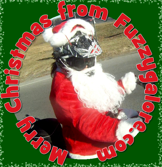 Merry Christmas From Fuzzygalore.com