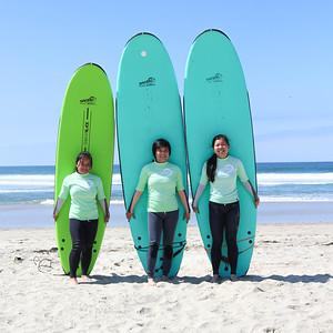 Ana, Kayla & Lan// July 9