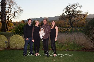 Rosenberg Family Portrait