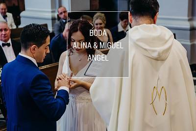 Alina & Miguel Angel