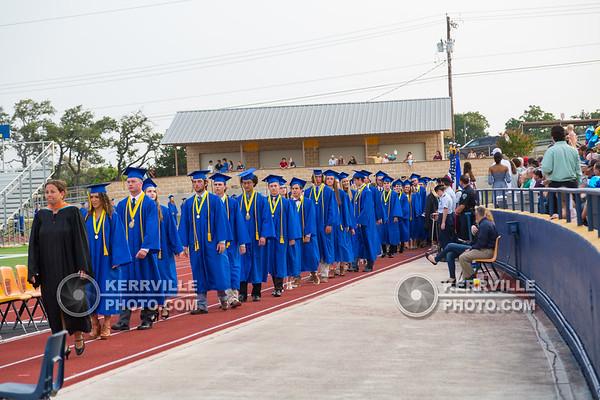 Tivy High School Graduation 2017