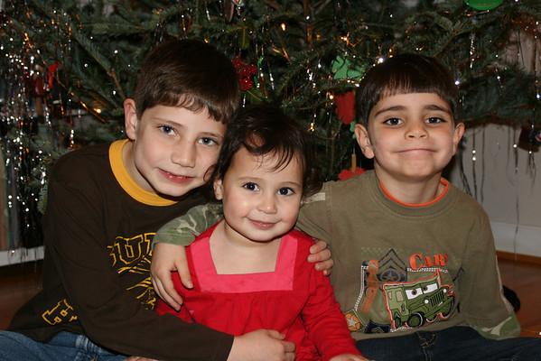 Christmas Photo 2008