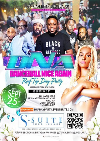 DNA DANCEHALL NICE AGAIN ROOFTOP PARTY