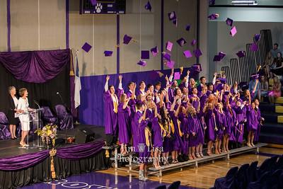 Graduation Class of 2017, May 20