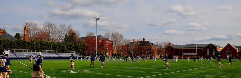 LCC Varsity Lax vs. Georgetown Prep 4.8.14