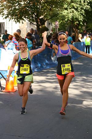 Parks Half Marathon - Dan Reichmann