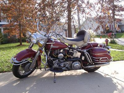 Rob & Kirsten's Motorcycles