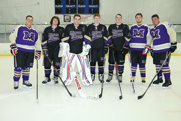 Ice Hockey 2015, Individual Mug shots, JV and Var Team pics, Captains, Seniors, and other groups., Feb 25, 2015
