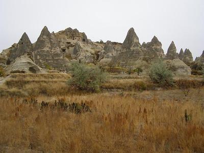 Turkey: Cappadocia, Göreme (2007)