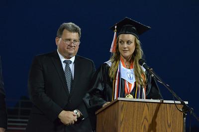 Westwood High School Graduation