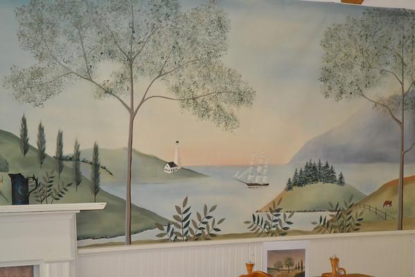 Lisa Mair, Canvas Rug works