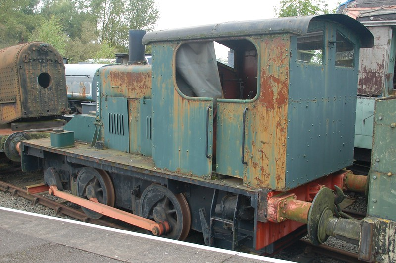 JF 4100013 - Chasewater Railway - 10 September 2017