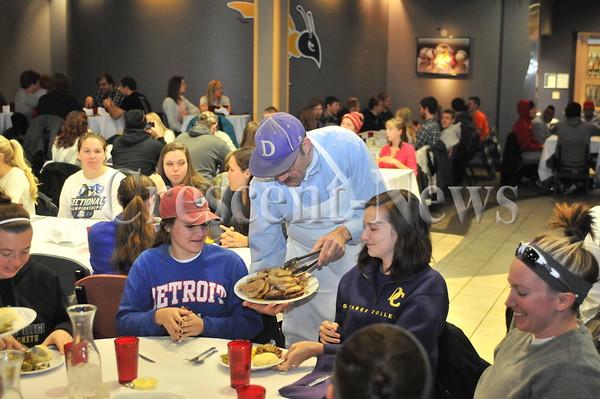 11-20-14 DCs annual Thanks Giving Dinner