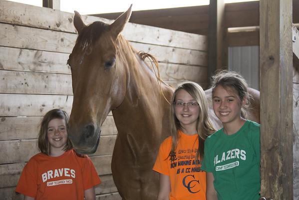 Monday's Equestrian Album