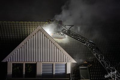 Brandene på Gildbrovej -  Den 14. og 24.  november 2020.