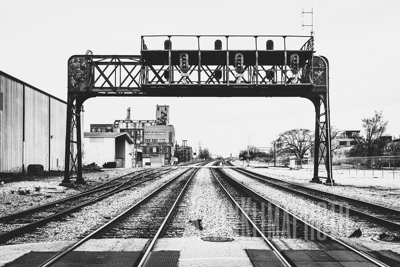 West Loop Tracks