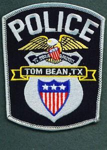 Tom Bean Police