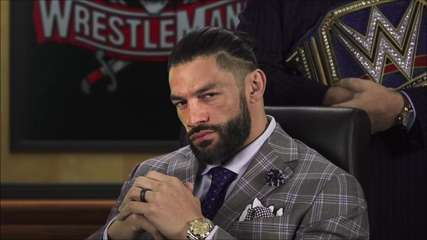 Roman Reigns - Screencaps / WM Report Video