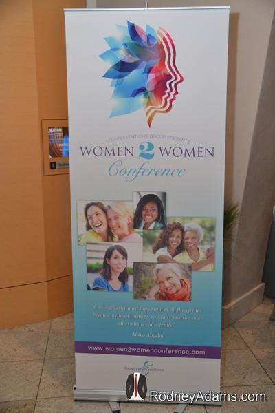 3-1-14  Women 2 Women Conference - Maya Angelou