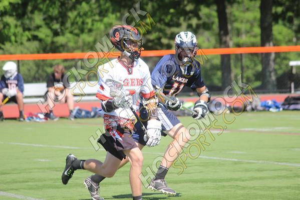Oliver Ames - Apponequet Boys Lacrosse - 05-31-16