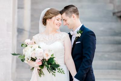 Ashley Booth & Benjamin Montone