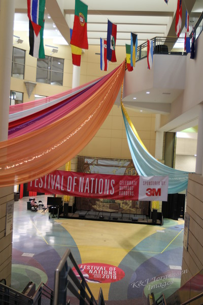 May 2019 - Festival of Nations, Finnish Cafe and Cultural Booth