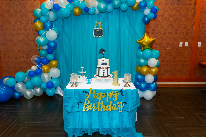 Vivaan's first birthday 12-14-18